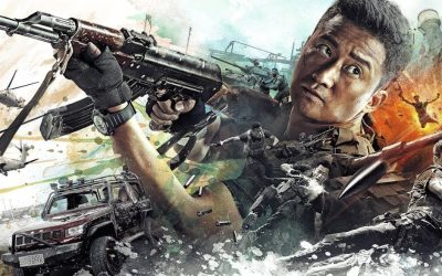 Wolf Warrior 2 Is The Best Canon Film That Canon Never Made