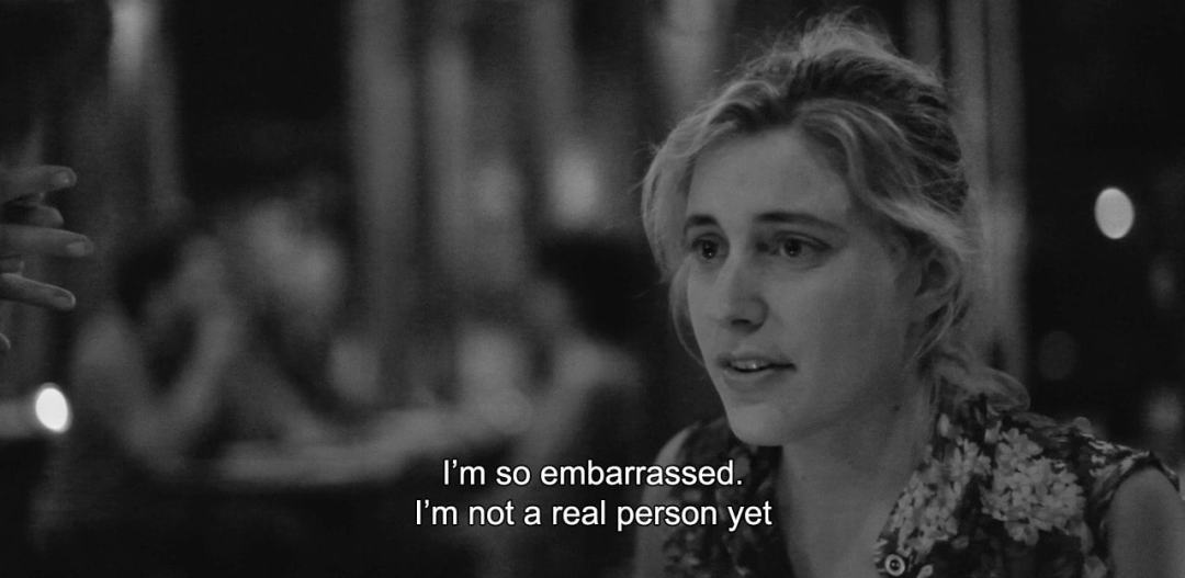 "The Most Important Movie In The World: Frances Ha ""I'm so embarrassed. I'm not a real person yet."""