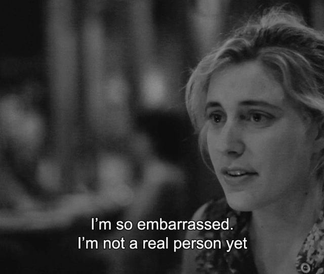 The Most Important Movie In The World Frances Ha Im So Embarrassed