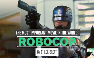 The Most Important Movie In The World: RoboCop with Lee