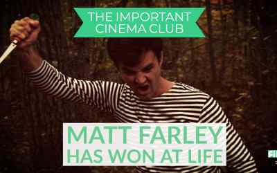 ICC #110 – Matt Farley Has Won At Life