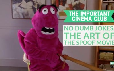 ICC #116 – No Dumb Jokes: The Art of the Spoof Movie