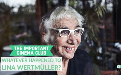 ICC #136 – Whatever Happened to Lina Wertmüller?