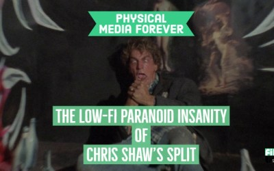 The Low-Fi Paranoid Insanity of Chris Shaw's SPLIT (Blu-ray Review)