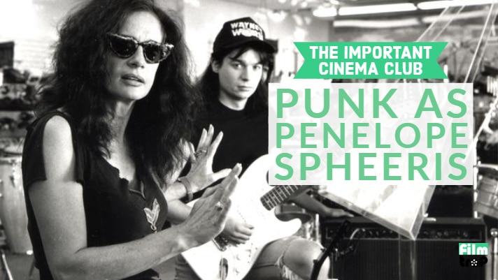 ICC #146 – Punk as Penelope Spheeris