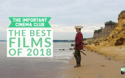 ICC #148 – The Best Films of 2018