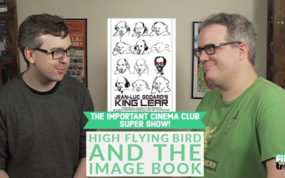 The ICC Super Show #2: High Flying Bird and The Image Book