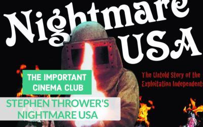 #230 -Stephen Thrower's Nightmare USA