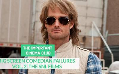 ICC #238 – Big Screen Comedian Failures Vol. 2: The SNL Films