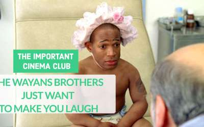 #243 – The Wayans Brothers Just Want To Make You Laugh
