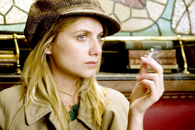 "Mélanie Laurent in ""Inglourious Basterds"""