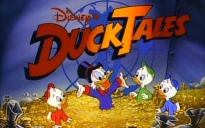 Ducktales original 1987