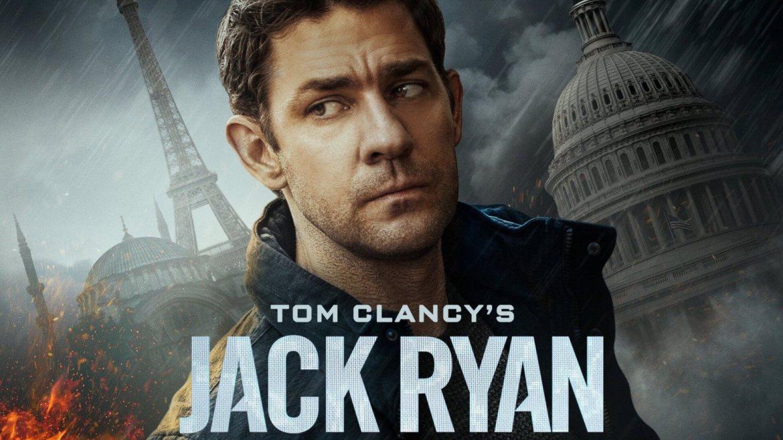 Jack Ryan John Krasinki