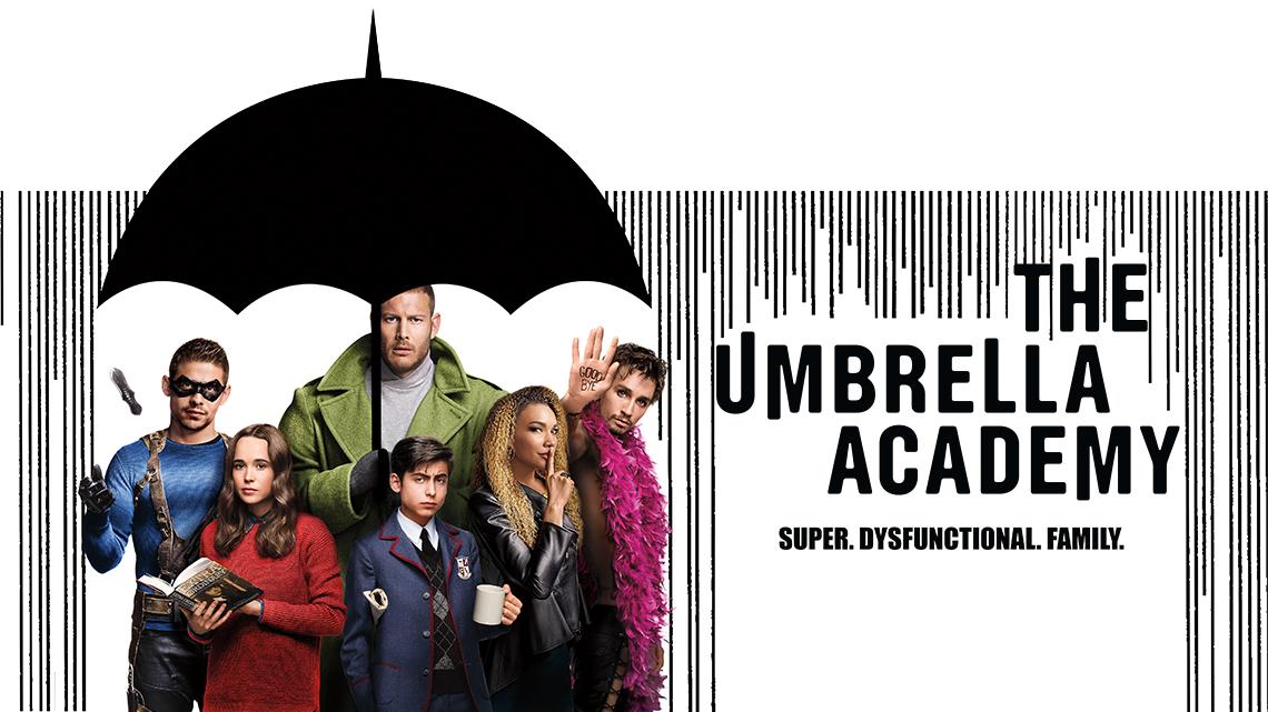 Ellen Page Umbrella Academy