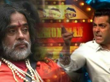 Salman Khan Wanted To Slap Om Swami