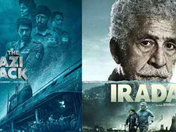 Ghazi Attack and Irada