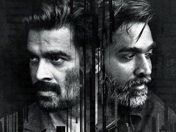 Vikram Vedha movie poster
