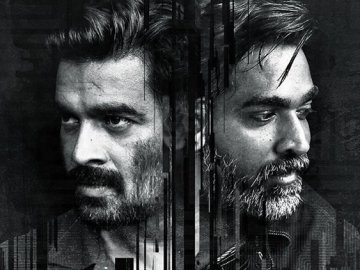 Vikram Vedha movie poster