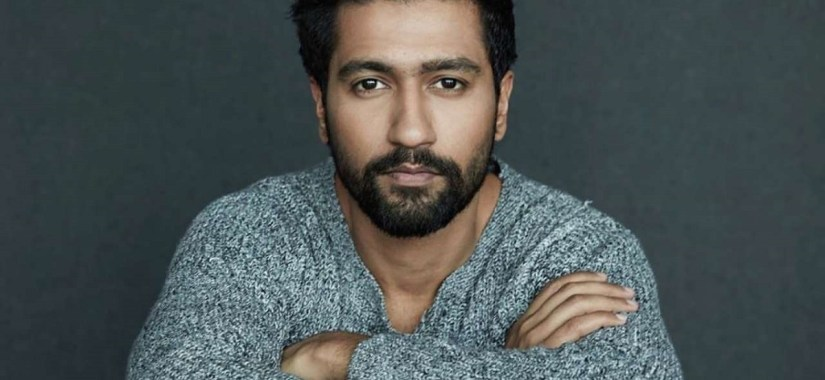 Vicky Kaushal cleans fans at home on Lockdown