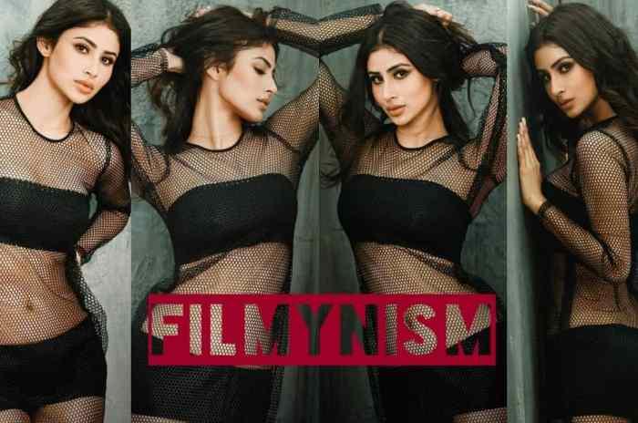 Bollywood Actress Mouni Roy Hot Look Viral-Filmynism