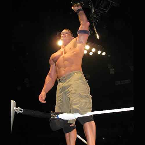 John Cena Net Worth & Salary