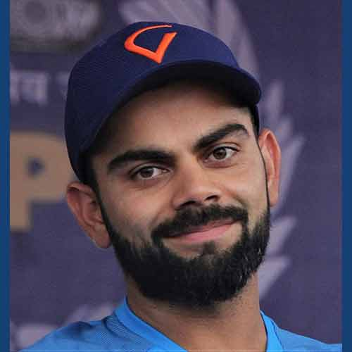 Virat Kohli Height In Feet