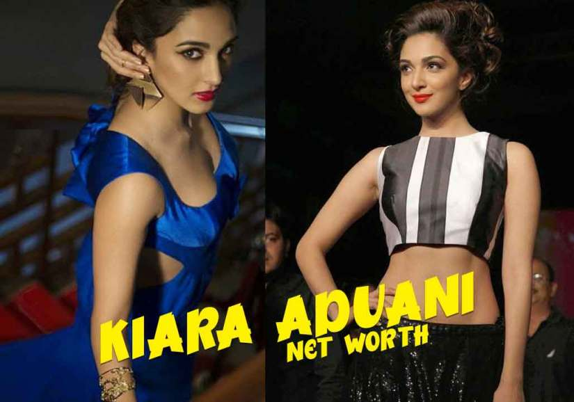 Kiara Advani Net Worth In Rupees