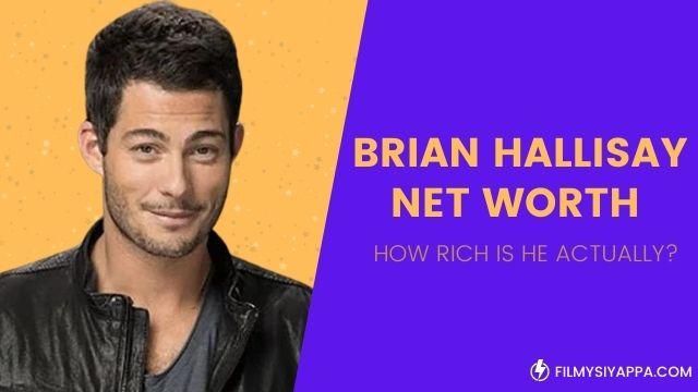brian-hallisay-net-worth