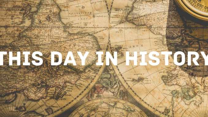 This Day In History- 29 November