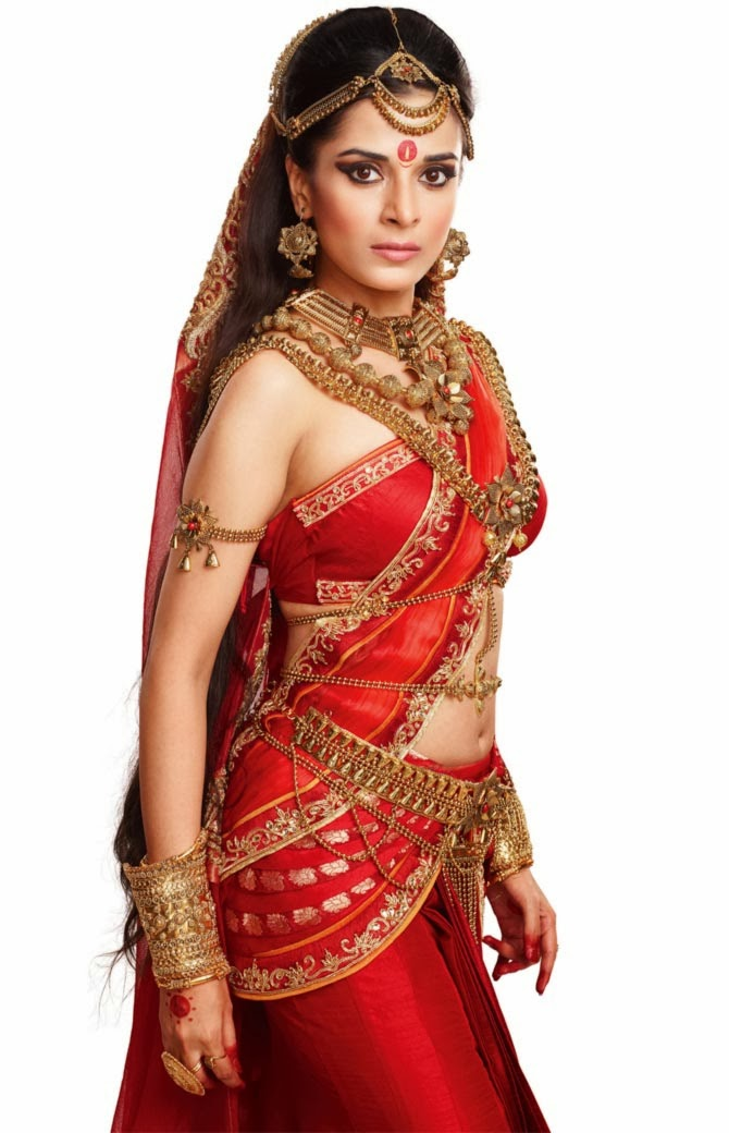 Pooja Sharma As Draupadi In Mahabharat VISIT WwwFILMYBOLin