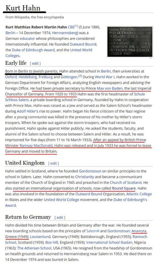 Υπάρχουν σχολεία των illuminati και στην Ελλάδα;