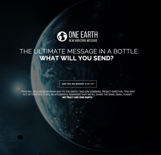 One-Earth_-New-Horizons-Message