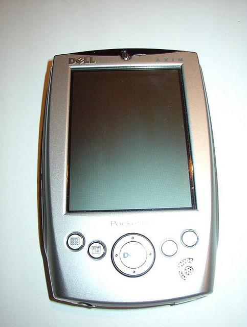 Dell Axim x5