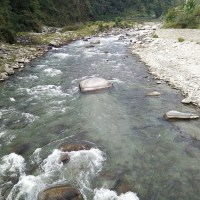 Water sampling across Arunachal Pradesh