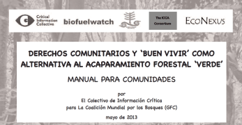 Derechos comunitarios y BV manual 2013