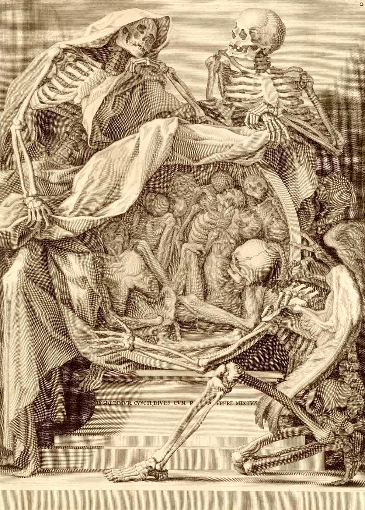 CHARLES ERRARD, ilustração para o tratado