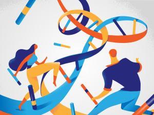 melhoramento genético humano