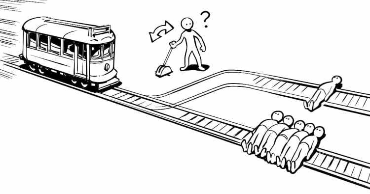 dilema do trem utilitarismo