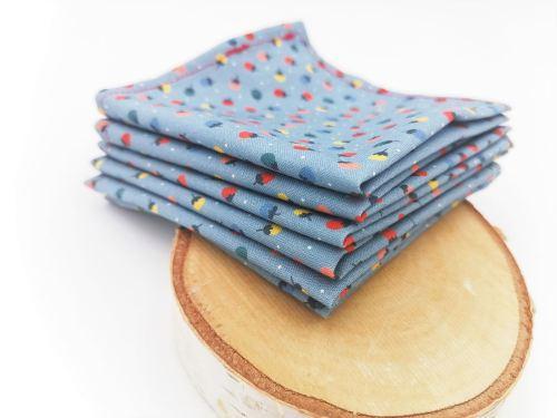 Mouchoir en tissu réutilisable