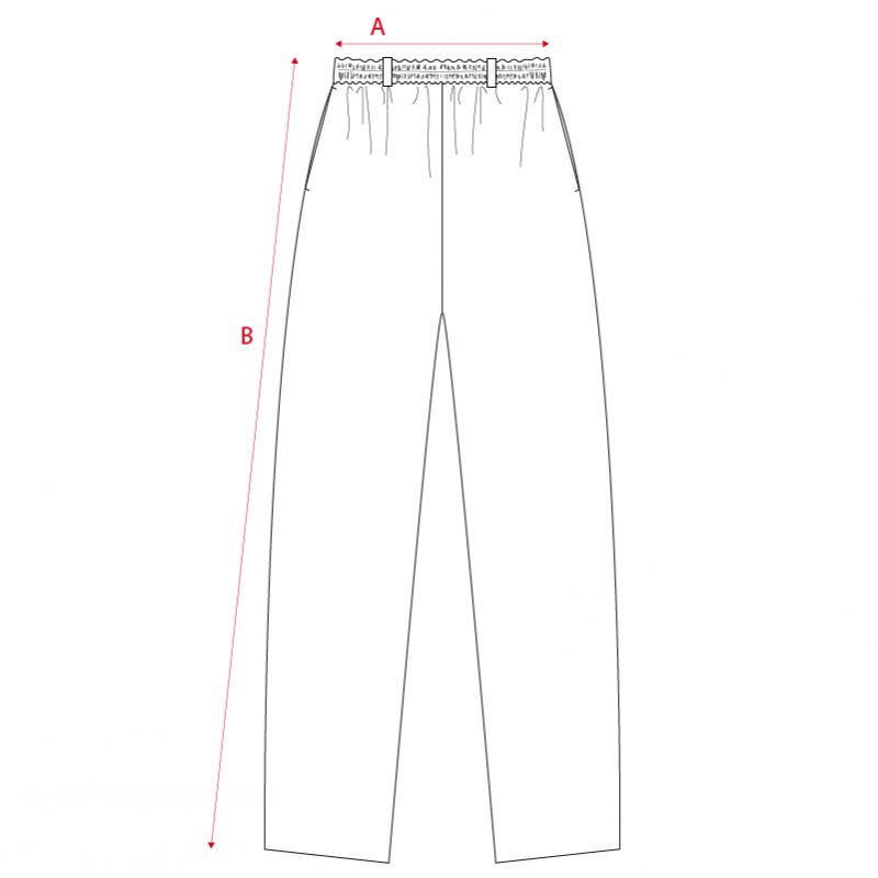 Pantalone sport canapa