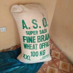 Half Bag of Garri