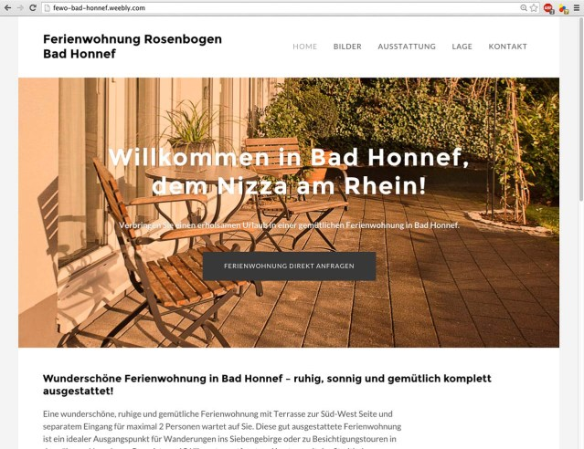 Website Design, Fotografie