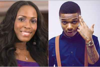 Linda Ikeji and Wizkid Will Probably Settle The Beef Amicably