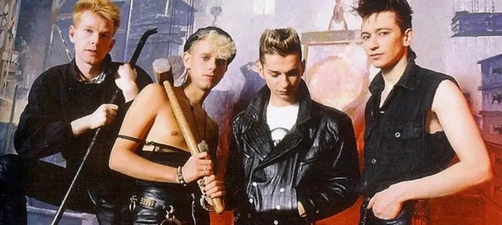 """Este niño cantando """"People Are People"""" de Depeche Mode es lo más ..."""