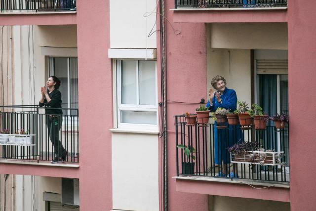 balcony city