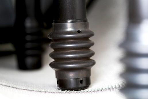 nozzlex nozzle head in filter