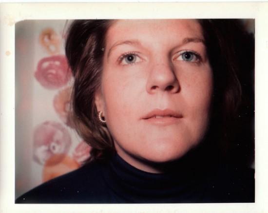 Brigid Berlin's Self Portrait, Polaroid