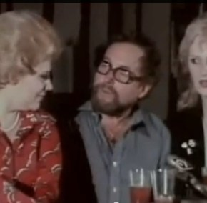 Tennessee Says: In Defense Of Candy Darling and Tennessee Williams' Drunken Press Conference