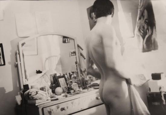 Mark Morrisroe, Untitled (Self Portrait with Tina Turner)
