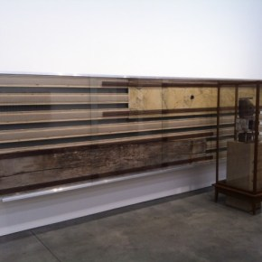 Unusual Vitrine Shopping in Chelsea: Artworks in Glass Boxes